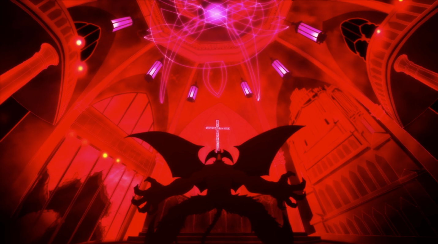 Devilman Crybaby' an apocalyptic thrill – The Signal