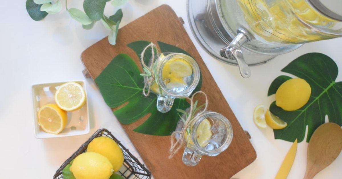 Citronūdens labās īpašības