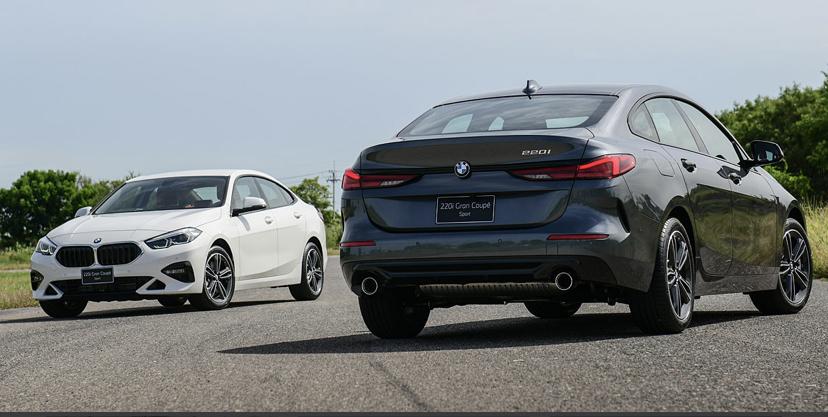 สรุปรถยนต์ : BMW 2 Series 220i Grand Coupe Sport