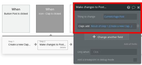 Bubble No Code Medium Clone Create Clap Tutorial