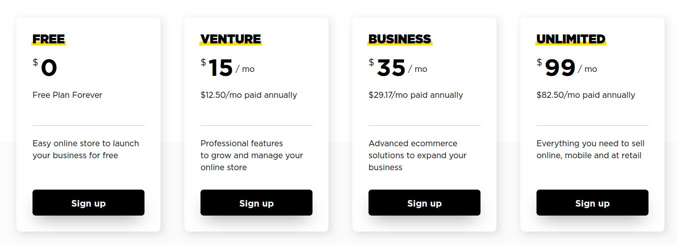 ecwid wordpress ecommerce plugin pricing