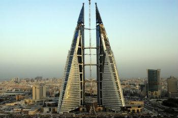 Bahrain World Trade Center, rascacielos con aerogeneradores
