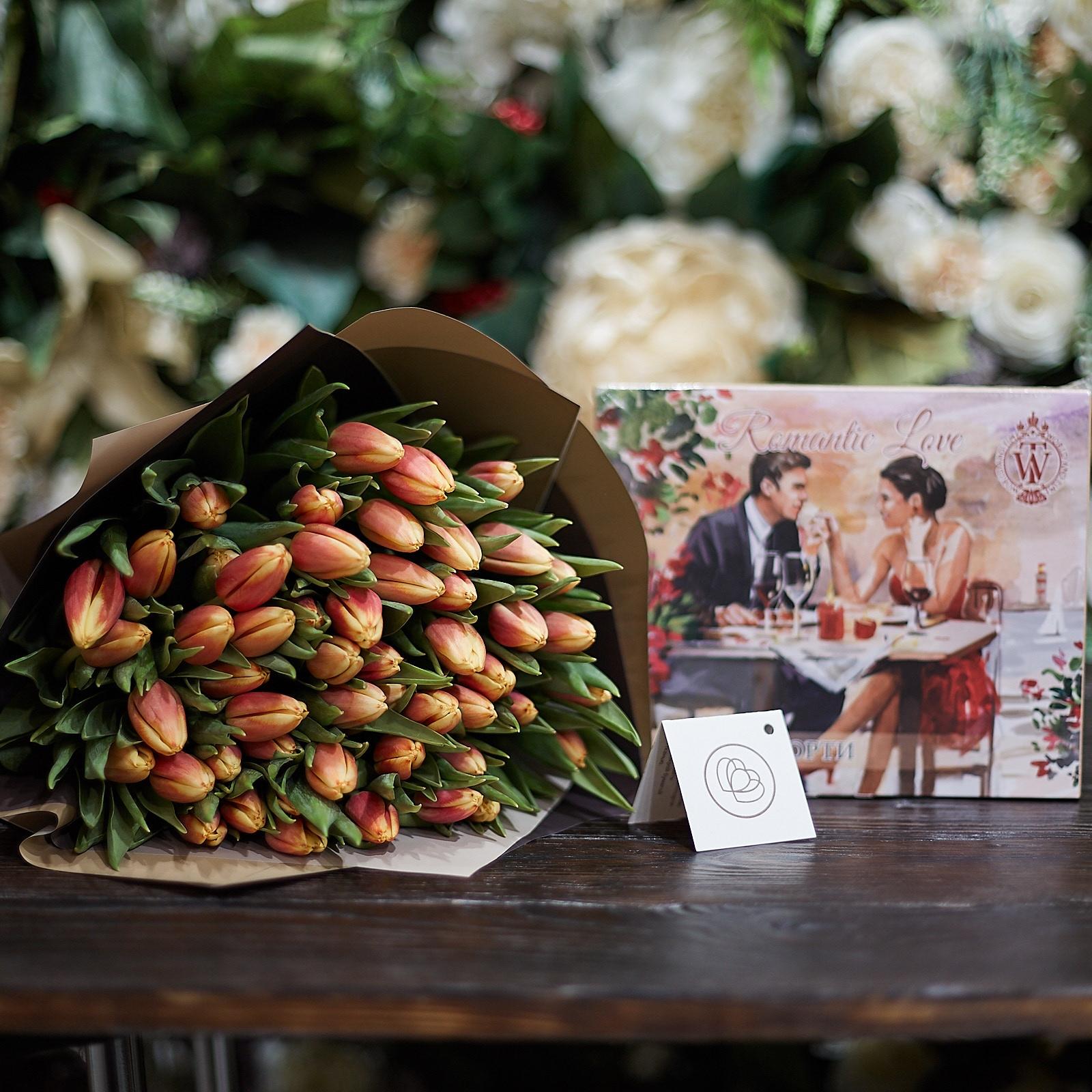 Как красиво сфотографировать букет цветов