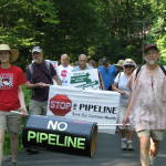 stop the pipeline MA photo
