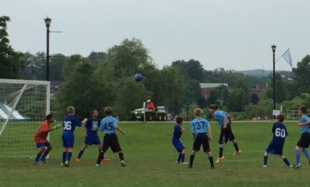 U12 Travel Soccer PA West 2015 Edinboro Tournament