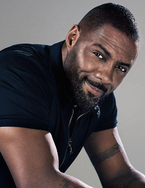 Idris Elba, he's just kind of gorgeous and awesome.                                                                                                                                                     More
