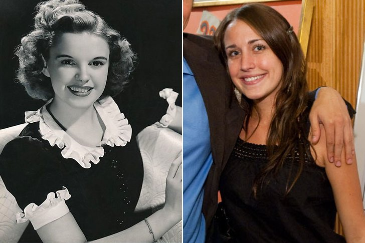 They Inherited More Than Just Their Good Looks: See Pictures of Famous Celebrities with Their Parents and Grandparents at the Same Age