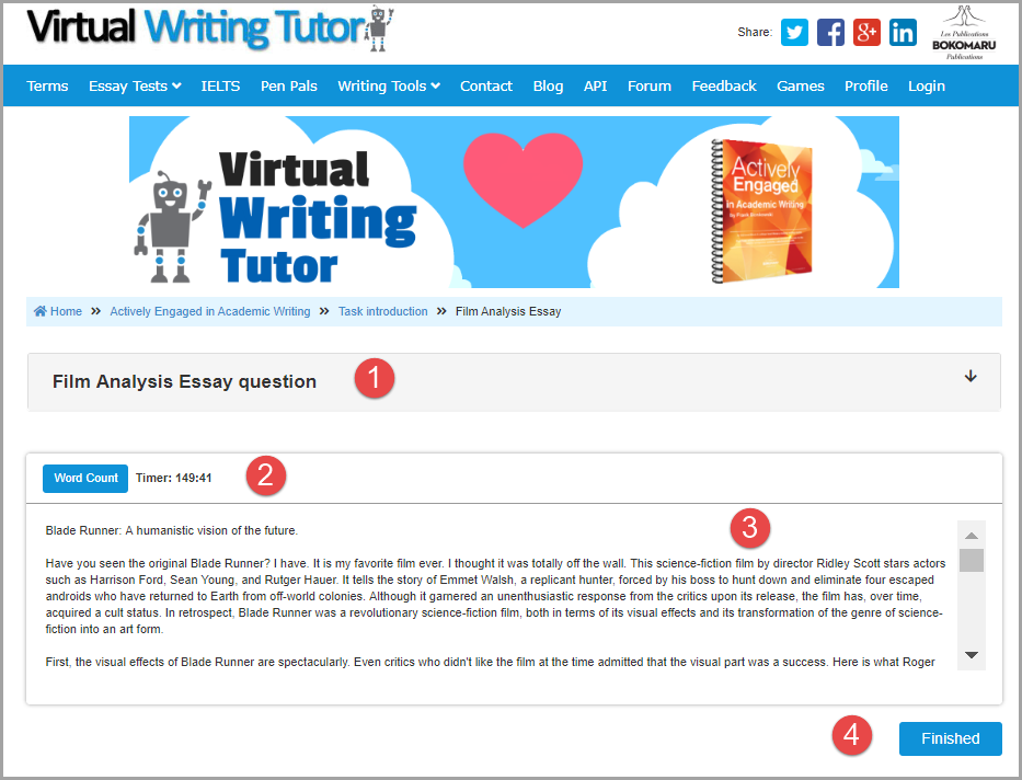 Automated Essay Evaluation for Faster Formative Feedback