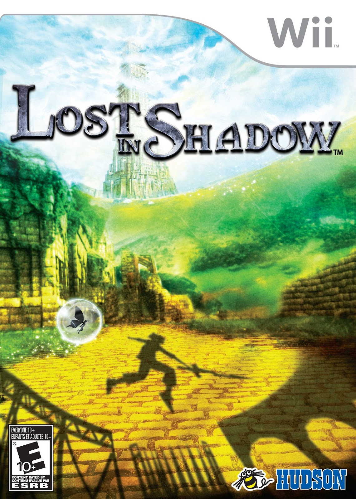 Image result for lost in shadow wii