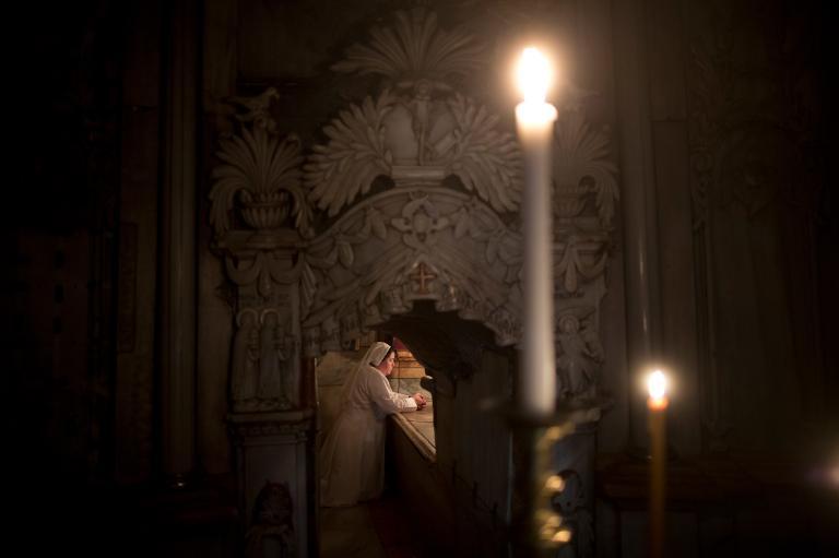 Chuyên mục riêng: Mồ táng xác của Đức Ki-tô được mở sau nhiều thế kỷ