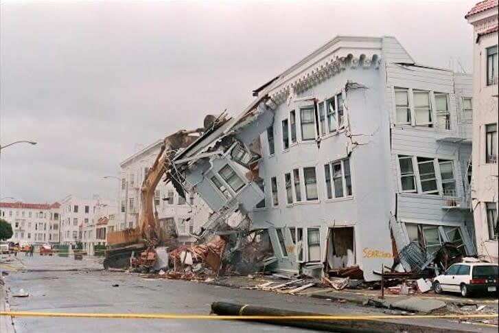 Earthquake Changed Filming Plans