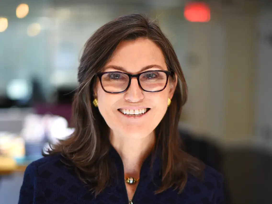 Cathie Wood   Stock Market Influencers on Afluencer
