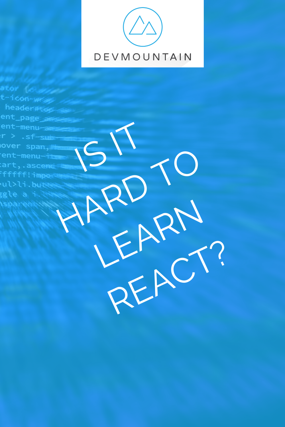 is it hard to learn react