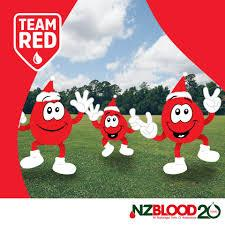 The NZ Blood app makes keeping track of... - New Zealand Blood Service | Facebook