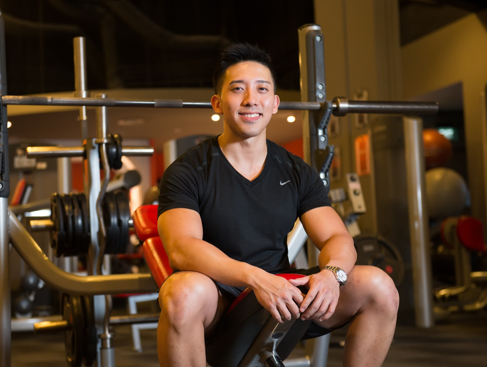 interview gotrainer founder gavin loh this online marketplace for personal trainers changes the way you a fitness instructor