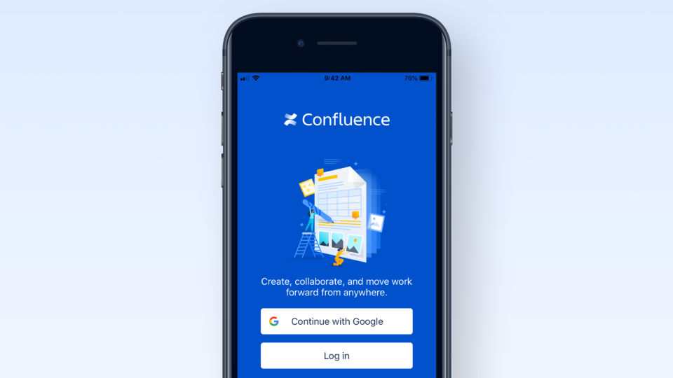 Home Office App Confluence