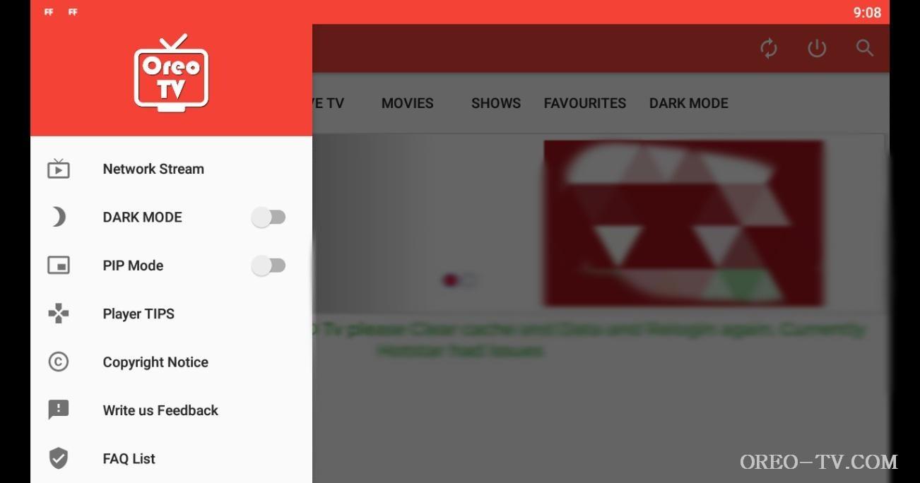 Oreo Tv For Windows