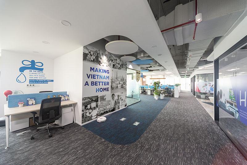 T:\Nha Dep\Up Web\1000 px\2021-10-08\Không gian chung với thiết kế mở, tăng sự kết nối, tương tác giữa các nhân viên tại không gian làm việc_H6.jpg