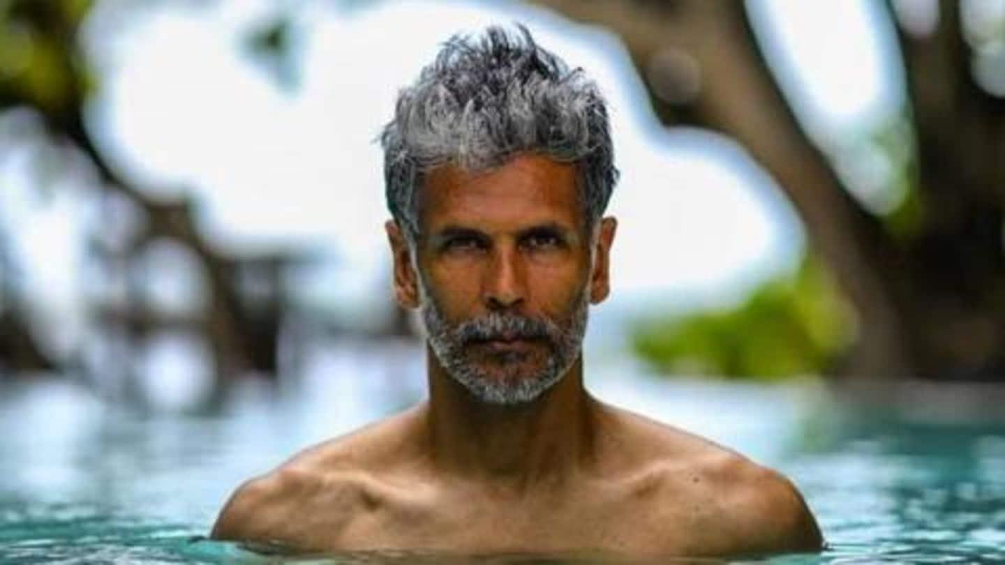 Milind Soman | Leading A Healthy Lifestyle