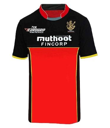 RCB new jersey 2021