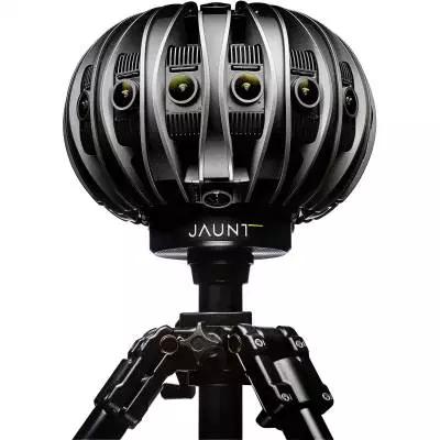Máy ảnh Jaunt One VR dạng hình cầu với 24 ống kính xung quanh