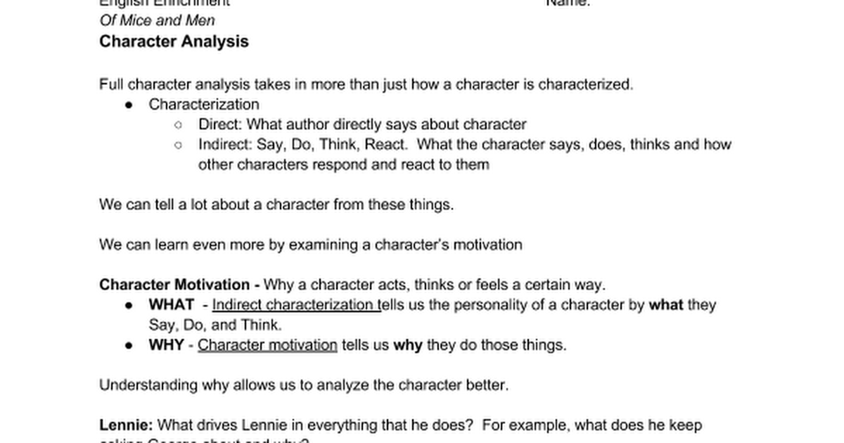 an analysis of the charater the Essays from bookrags provide great ideas for odysseus essays and paper topics like essay view this student essay about odysseus.