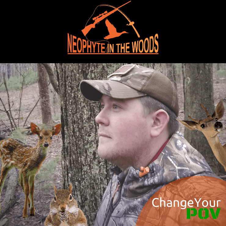 Andrew shares his views on the conservation, wildlife, and the great outdoors, and is the team's resident non-Veteran...if you haven't heard his show, check it out here:  http://changeyourpov.com/cypov-podcast/neophyte-in-the-woods