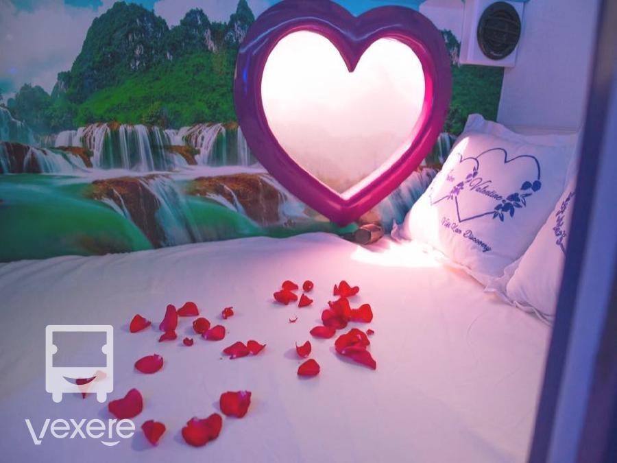 Xe giường nằm đôi Inter Valentine