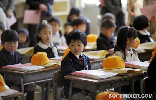 Японский этикет: Национальные особенности 4