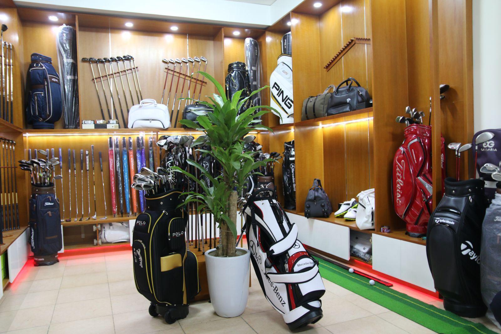 Shop golf Thế giới gậy cũ - cửa hàng golf bán gậy cũ và phụ kiện golf uy tín nhất