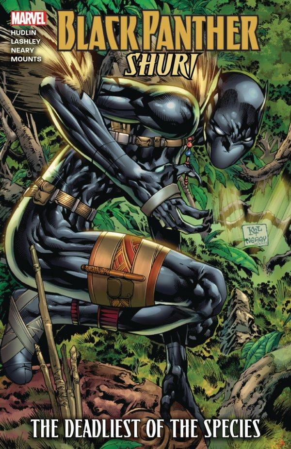 Black Panther: Shuri - The Deadliest of the Species TP New printing