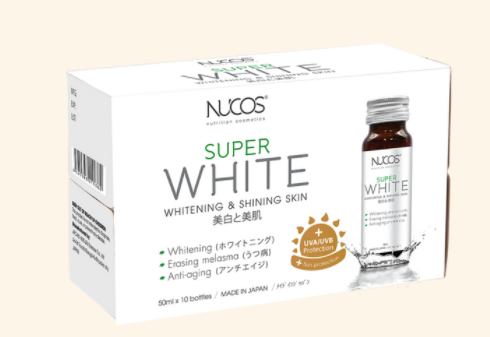nước uống collagen NUCOS SPA