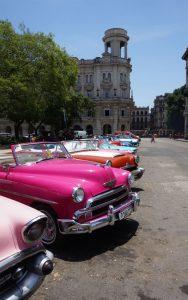 La Havane et ses voitures anciennes