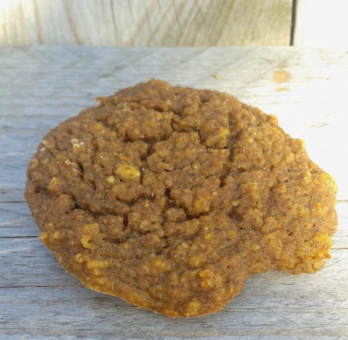 Welcome to Mommyhood: sweet potato pie cookies