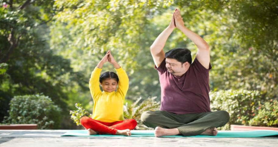 Yoga teaches acceptance and tolerance to kids