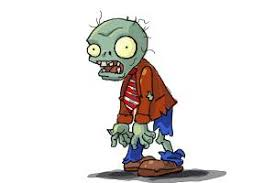 Zombie Cartoon Drawing at PaintingValley.com | Explore collection ...