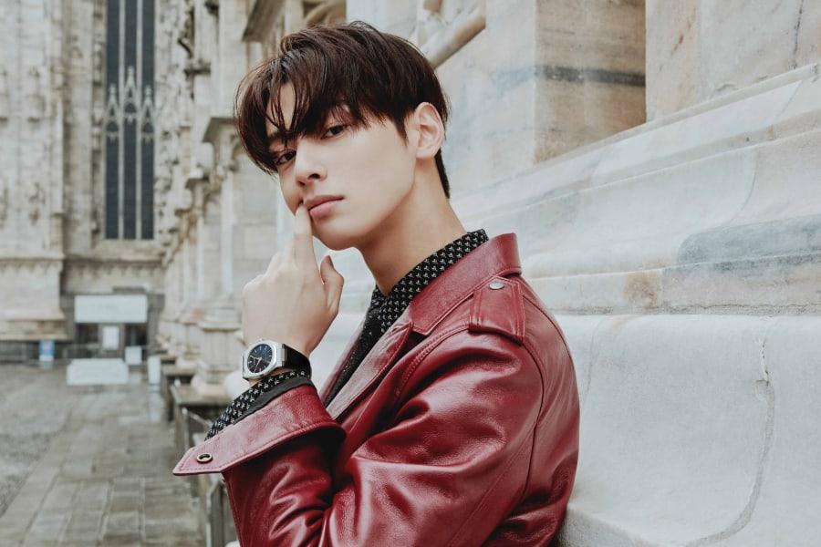 jaket kulit sintetis korean style