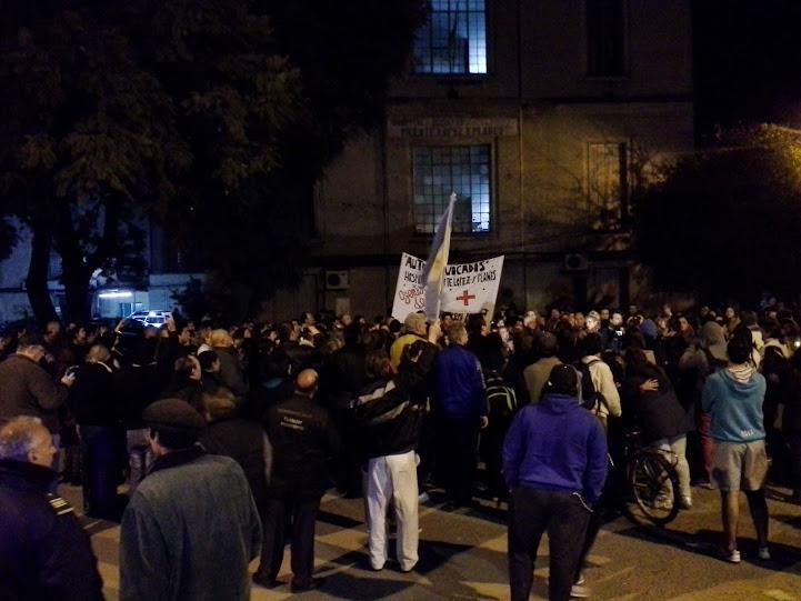 Rosana Chávez salió de Terapia e invitó a la ciudad a marchar por el