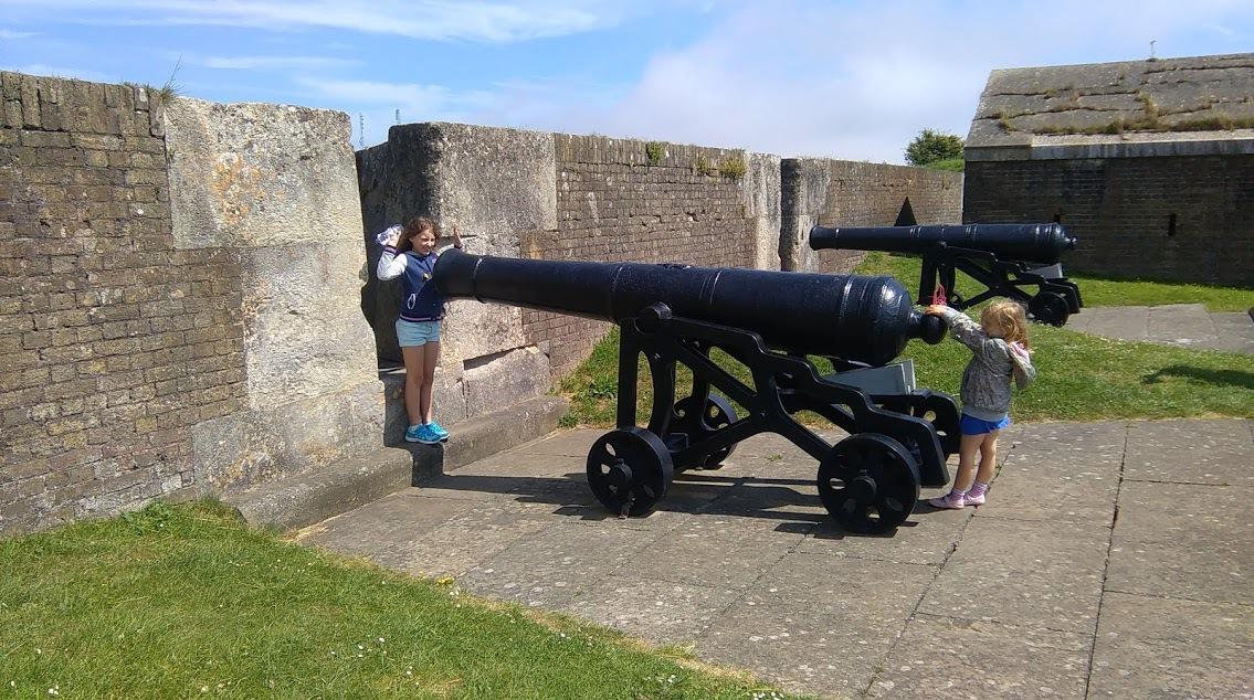 cannon-dover-castle