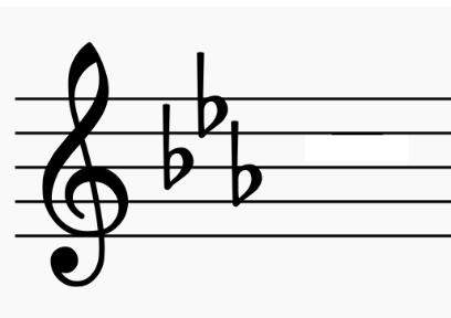 flat notes