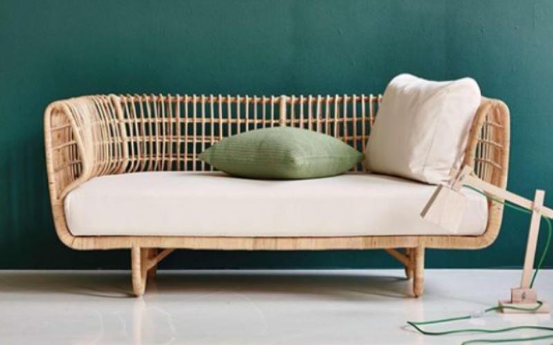 Ghế Sofa Nest - Mây tre