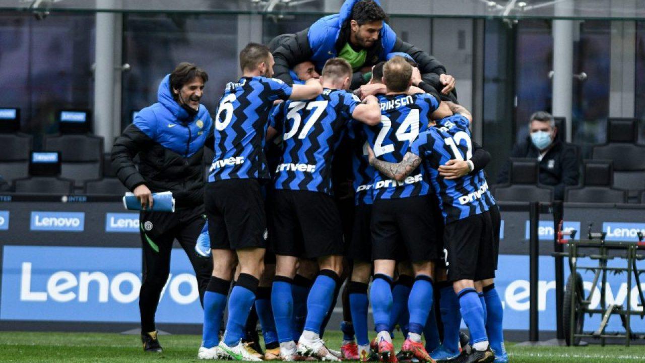 Inter đang băng băng trên đường đến ngôi vô địch