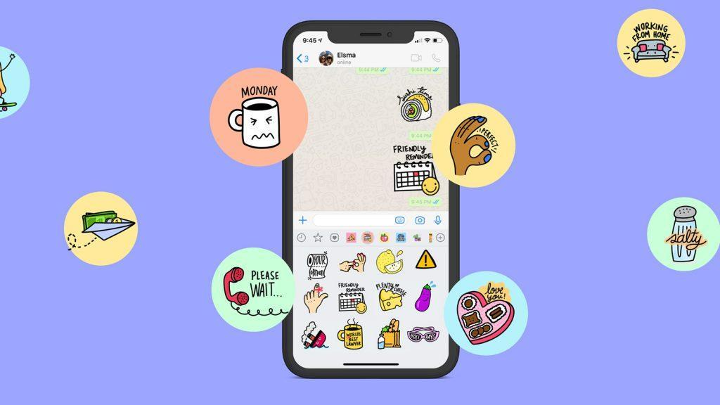 stickers do whatsapp