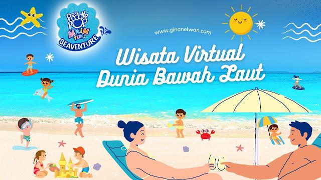 Wisata Virtual Dunia Bawah Laut
