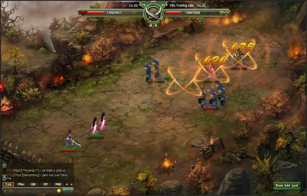 Binh Pháp Tam Quốc ra mắt trên mạng chơi SohaGame 9