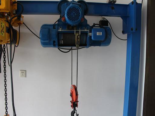 Palang cáp điện dầm đơn SẴN HÀNG Giá cạnh tranh bảo hành 12 tháng