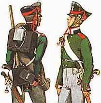 Русский ранец 1812 года