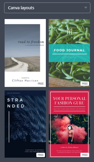 Ebook Cover Design With Canva