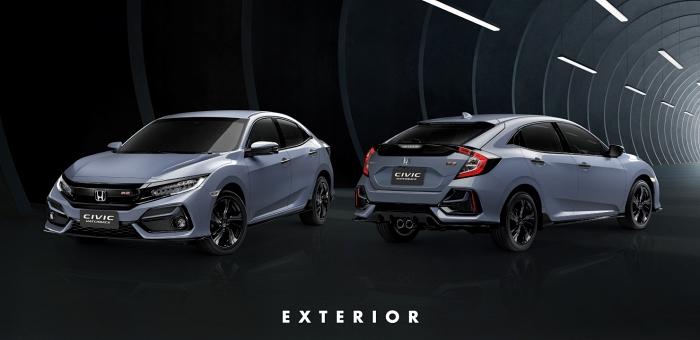New Civic Hatchback 2020
