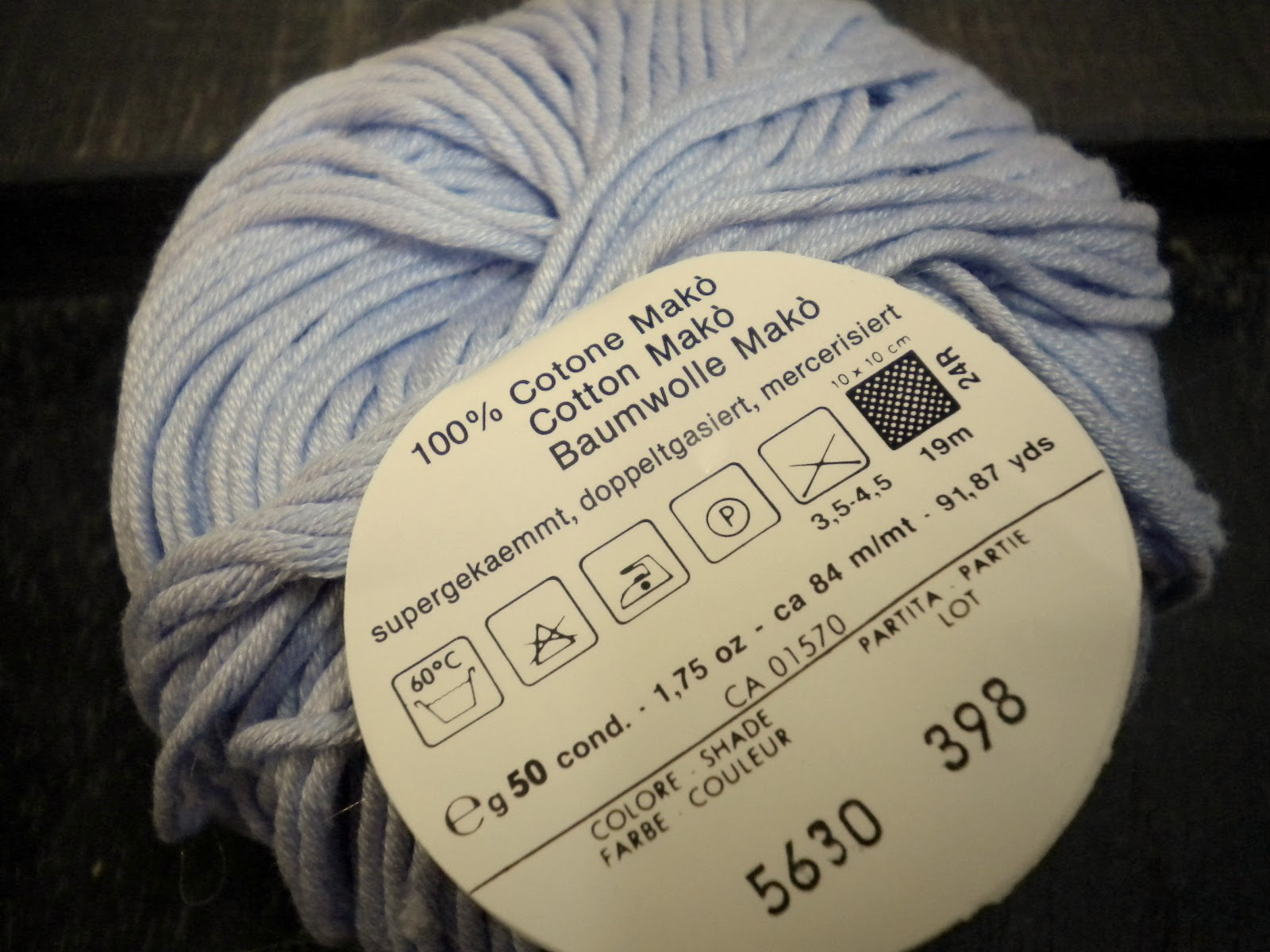 Wolle Kreativ 14 opalgrün 50 g Lana Grossa Fb 365 Cotone